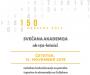 Svečana akademija ob 150-letnici